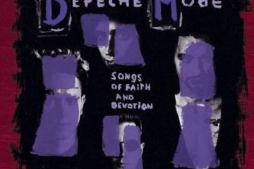 Songs of Faith and Devotion album art Depeche Mode