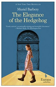 Book cover: The Elegance of the Hedgehog
