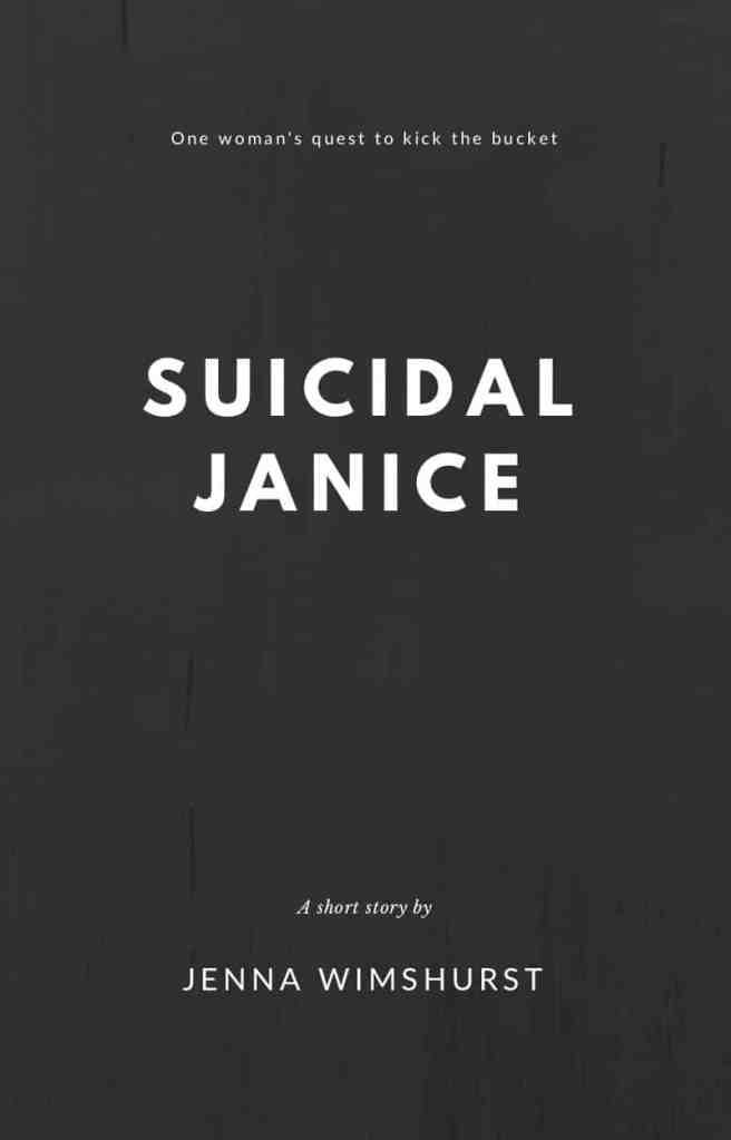 suicide comedy book