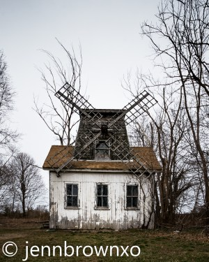 Long Island Windmill