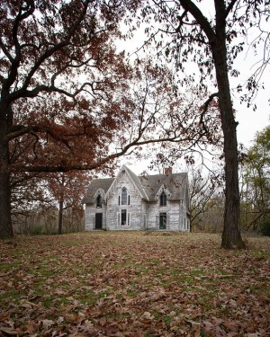 Gothic Revival in the Fall