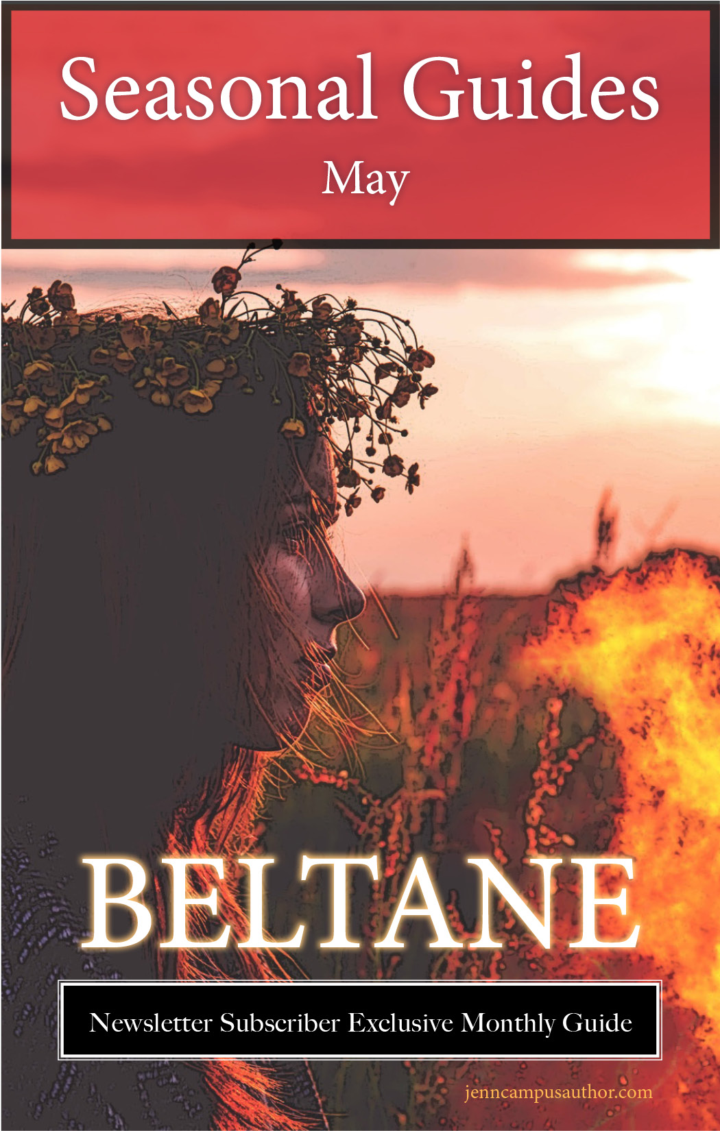 Seasonal Guide for May - Beltane