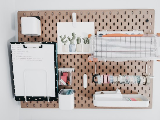 Office Organization + Storage