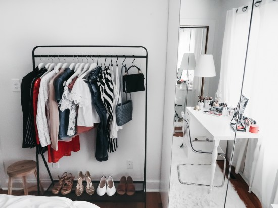 5 Reasons We Love Garment Racks