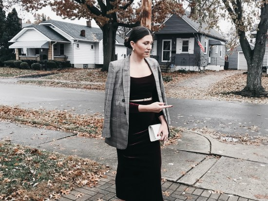 Casual and Glam Thanksgiving Looks