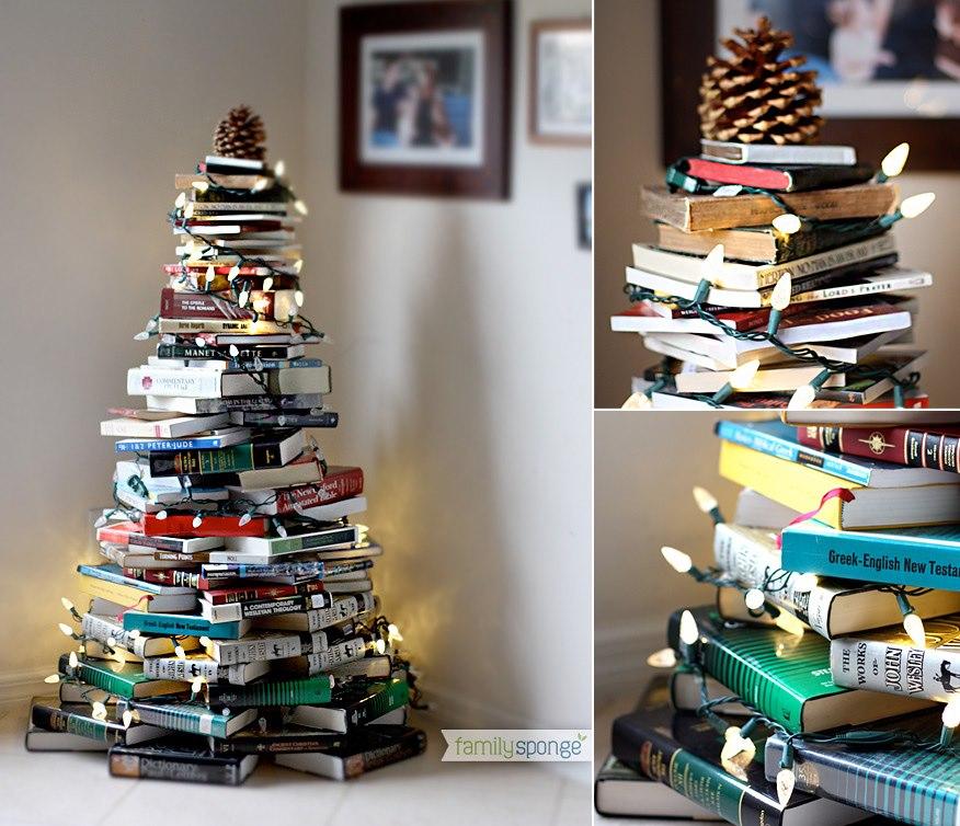 Bookish Christmas Tree ♥ (4/4)