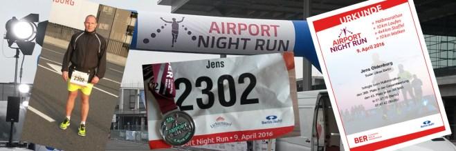 Airport Night Run 2016