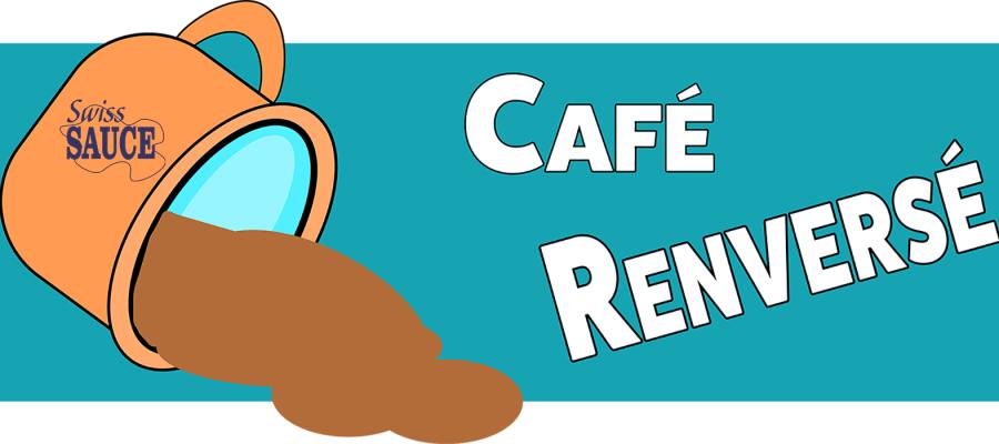 What is cafe renversé