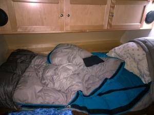 How I sleep