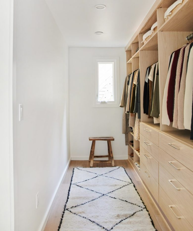 New Year, New Closet: How Jenni Conquers the Wardrobe Cleanout ...