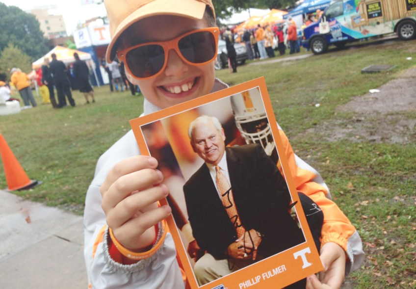 Jackson and Phil Fulmer