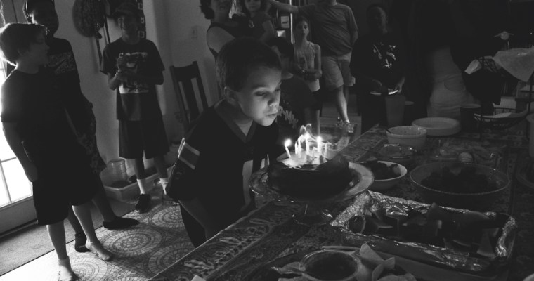 Jackson turns 10