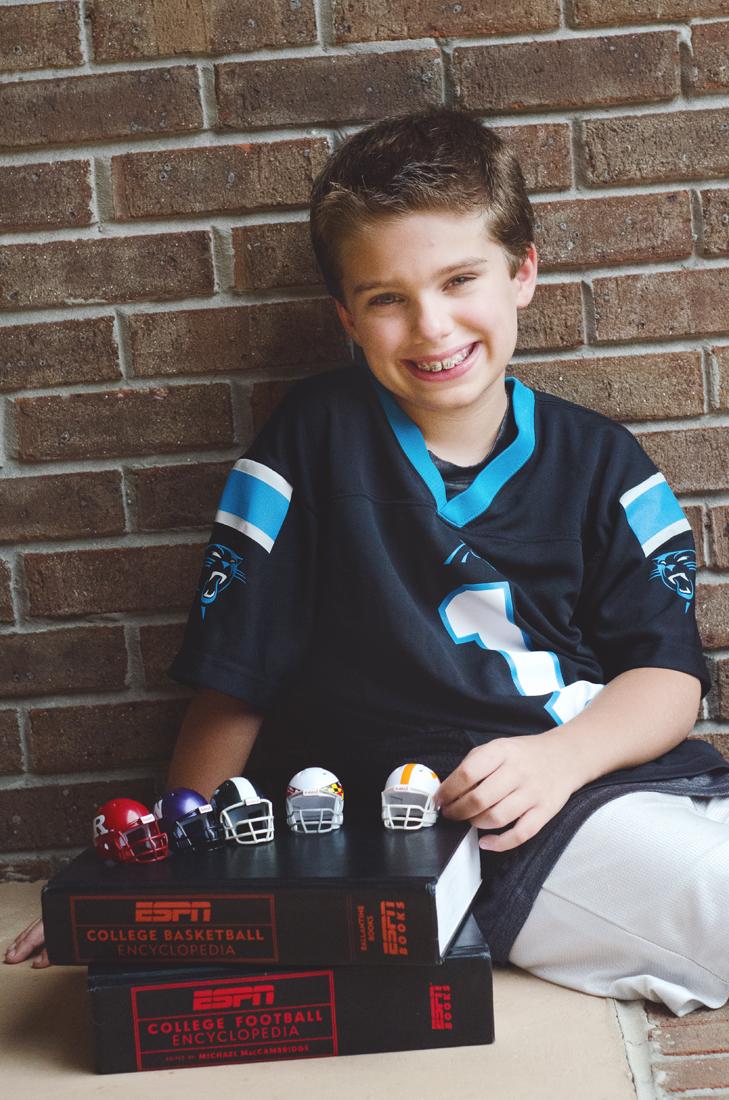 Jackson age 10