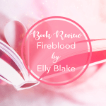 fireblood Book Review