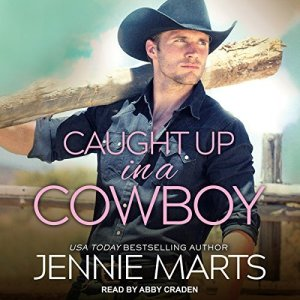 audio book cover Caught_Up_in_a_Cowboy