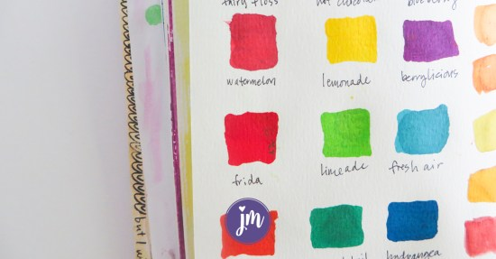 Free art journal prompts help when you have creativity block. :) They really help me too when I want to stretch myself creatively!