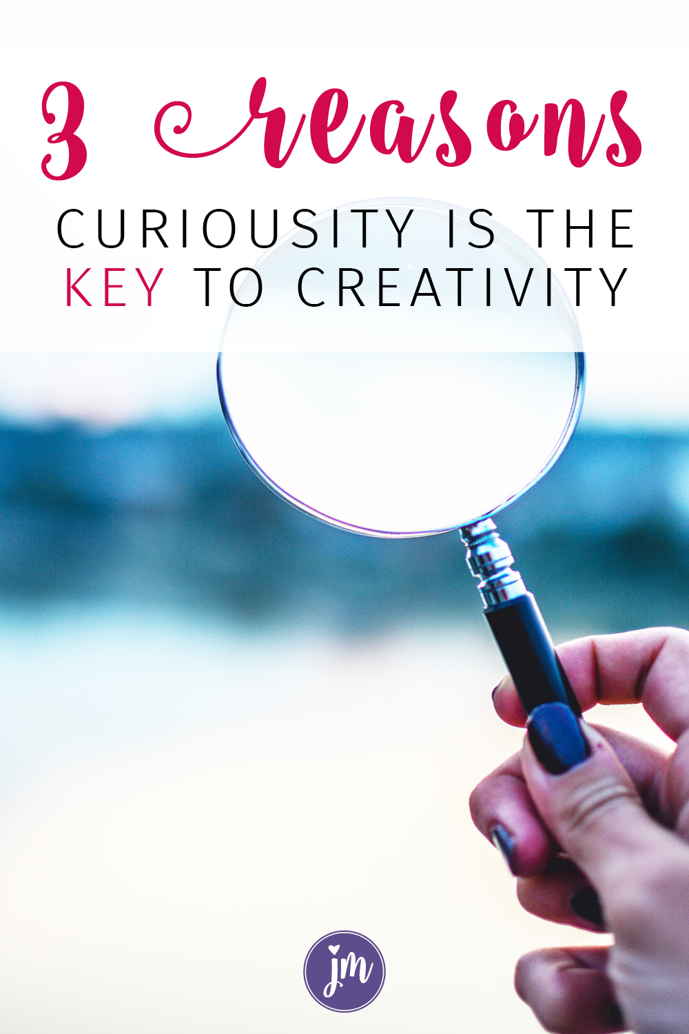 Want to get out of a creative slump? Then get curious! Curiousity is a proven method to increase your creative potential. Learn why...