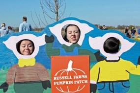 Oct 2012 - Pumpkin Patch