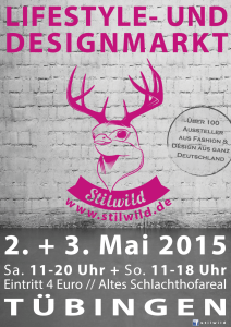 Stilwild-Plakat