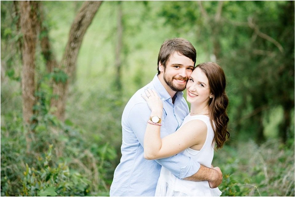 Springhill College Mobile, AL Engagement Photography