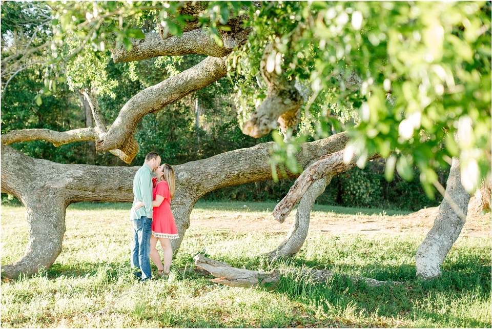 Oak Hollow Farm Engagement Photographer
