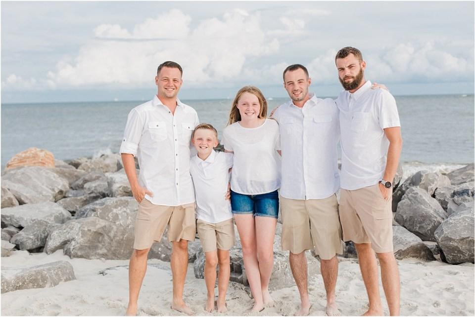 Dauphin Island, Alabama Family Photographer