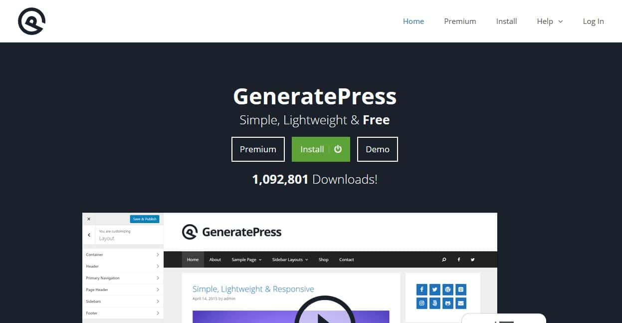 Mobile Responsive WordPress Theme: GeneratePress is fast and lightweight is the only WordPress theme you will ever need. Shop at Jennifer-Franklin.com.