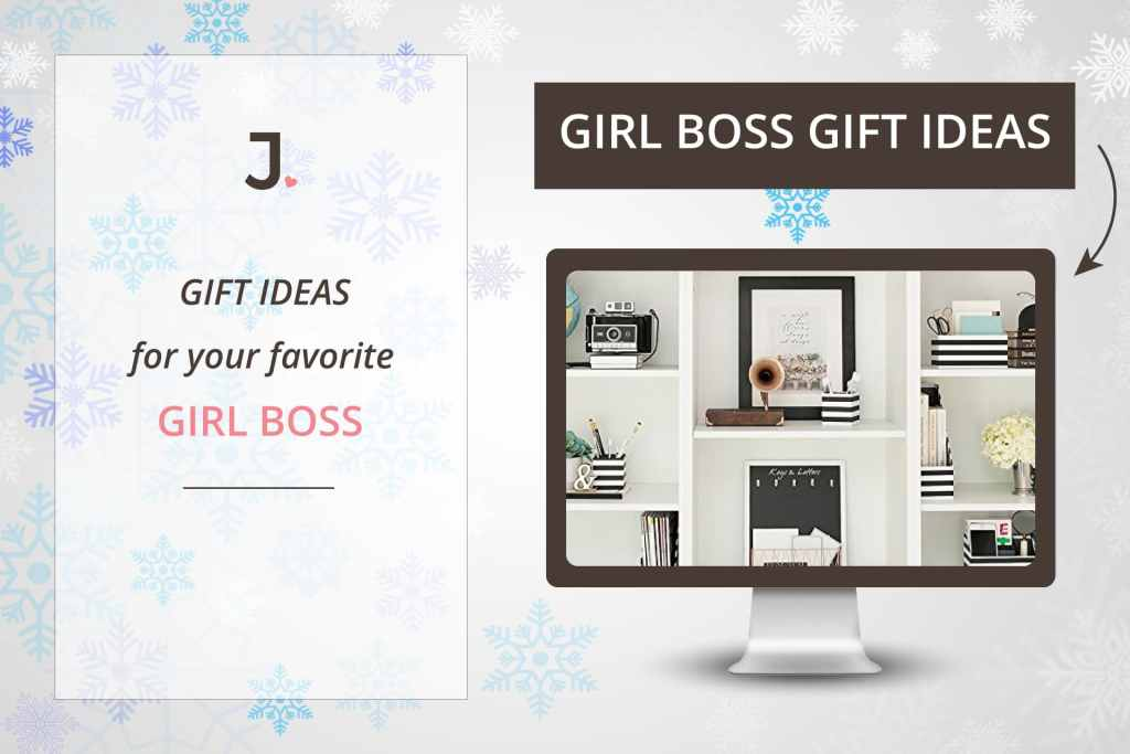 Wondering what to get the female entrepreneur in your life? Check out the Girl Boss Gift Ideas at Jennifer-Franklin.com.