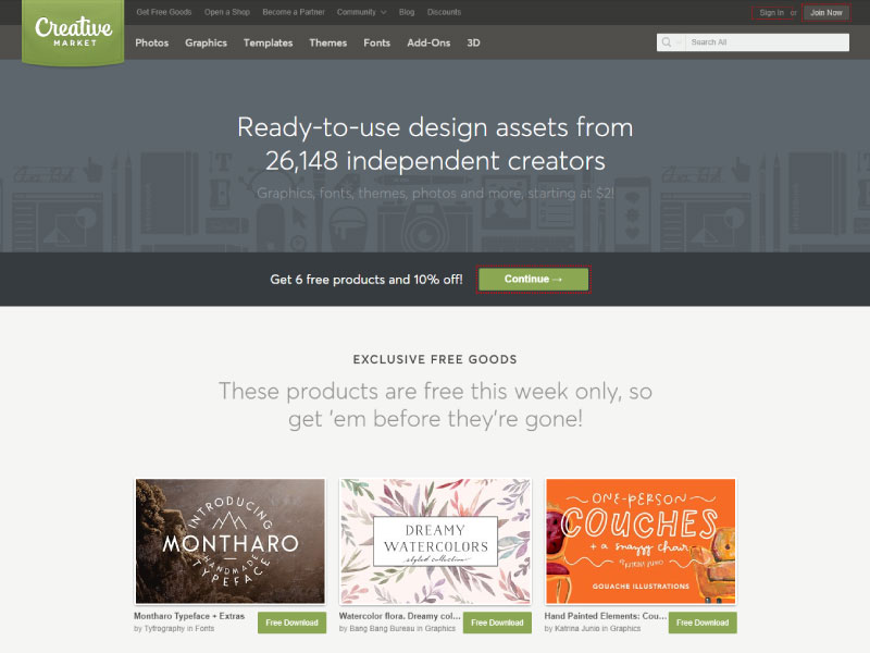 Design Tools | Creative Market | Jennifer Franklin