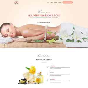 Ready Made Website | Get your professional looking spa website setup in one day and ready for you to add your content at Jennifer-Franklin.com.