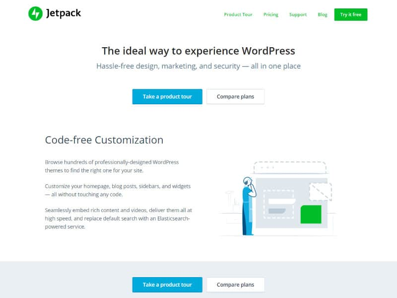 WordPress Plugin   JetPack   Jennifer-Franklin.com