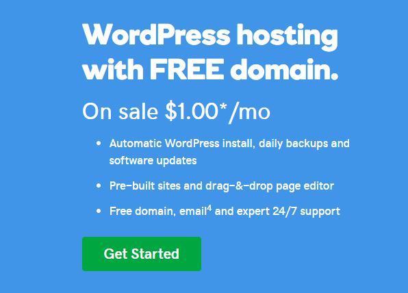 godaddy coupon codes | wordpress hosting | Jennifer-Franklin.com
