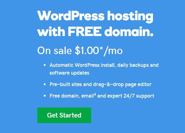 godaddy coupon codes | wordpress hosting | Jennifer-Franklin.com