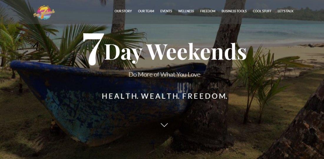 WordPress Website Design | Jennifer Franklin Portfolio | Jennifer-Franklin.com
