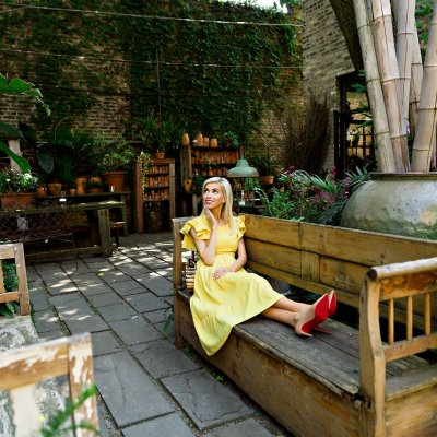 Rachel Parcell Collection: The Most Cheerful Dress