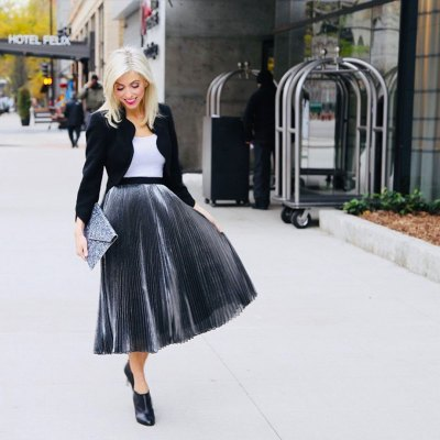10 Skirts To Look & Feel Fabulous In This Holiday Season