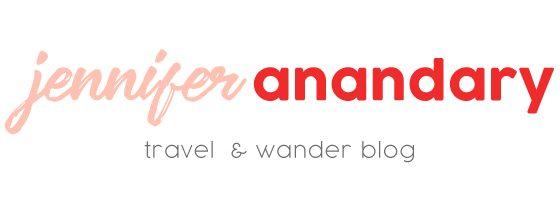 Travel & Wander Blog by Jennifer Anandary