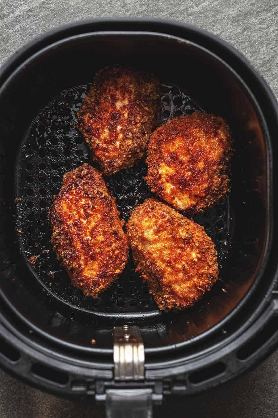 Air Fryer Pork Chops