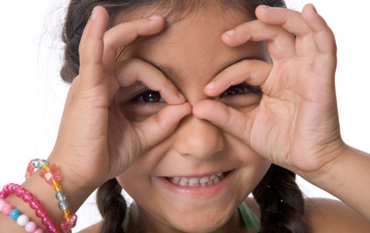 A child's view - Jennifer Barnfield