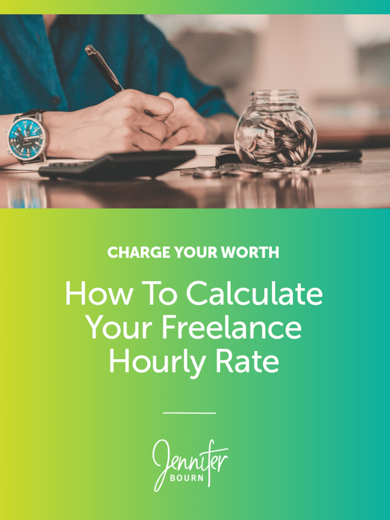 How To Calculate Your Freelance Hourly Rate Step-By-Step