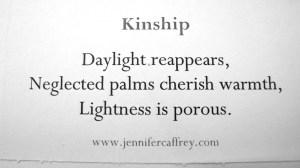 Kinship Haiku