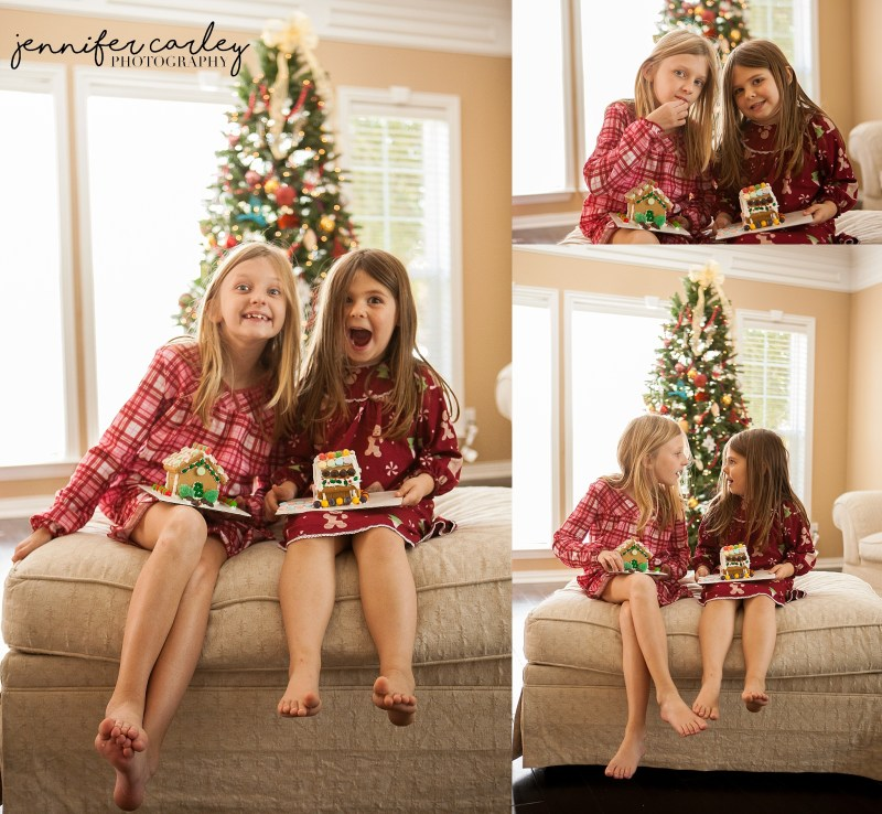 Christmas Tree Mini Sessions Flower Mound Family Photographer