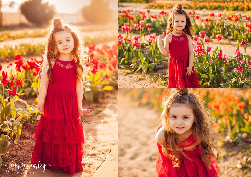Texas Tulips North Dallas Family Photographer