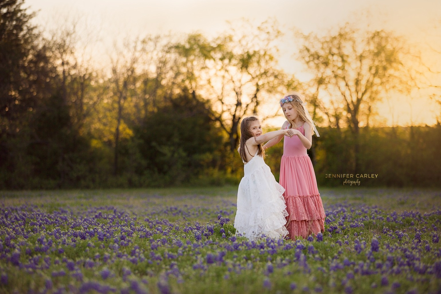 flower mound bluebonnet mini sessions