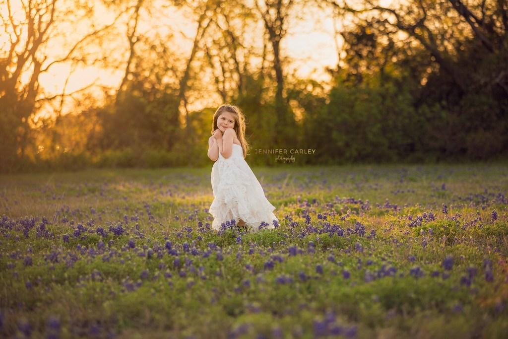 Bluebonnets Grapveine Texas