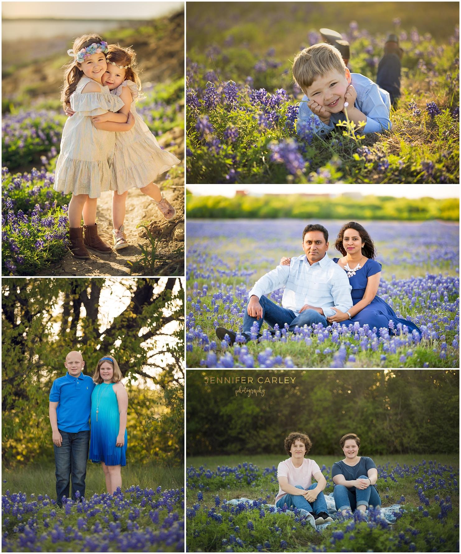 Bluebonnet Season 2018 Dallas TX