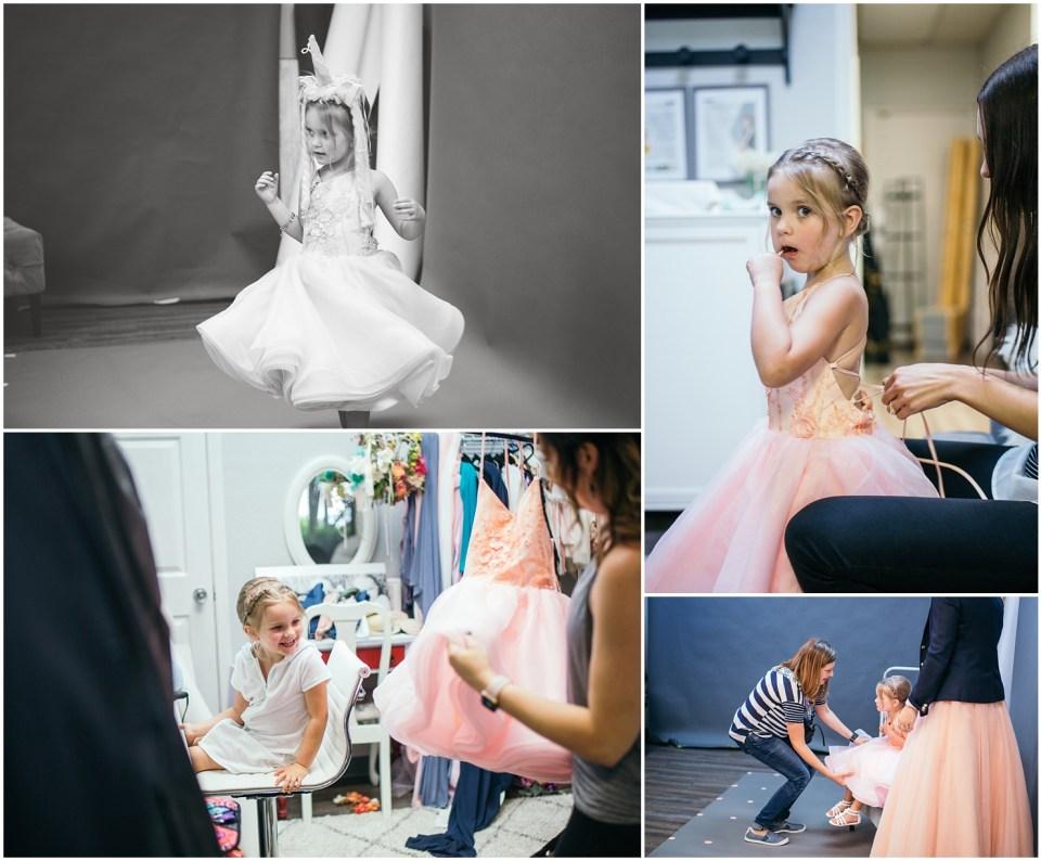 Dallas Family Photographer Studio Portraits