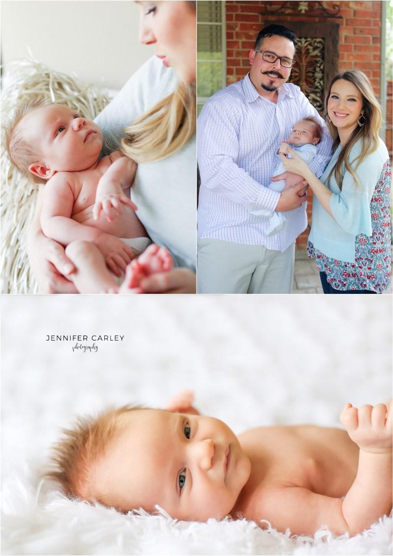 Flower Mound Newborn Photography