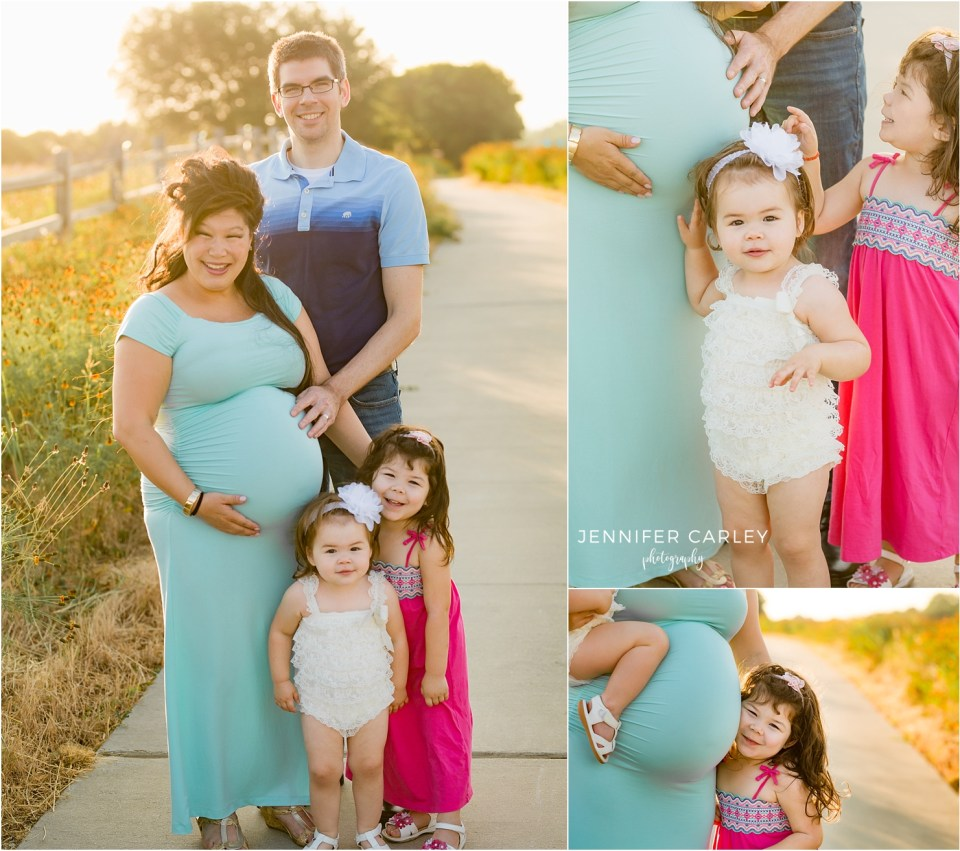 Maternity and Newborn Photographer Flower Mound