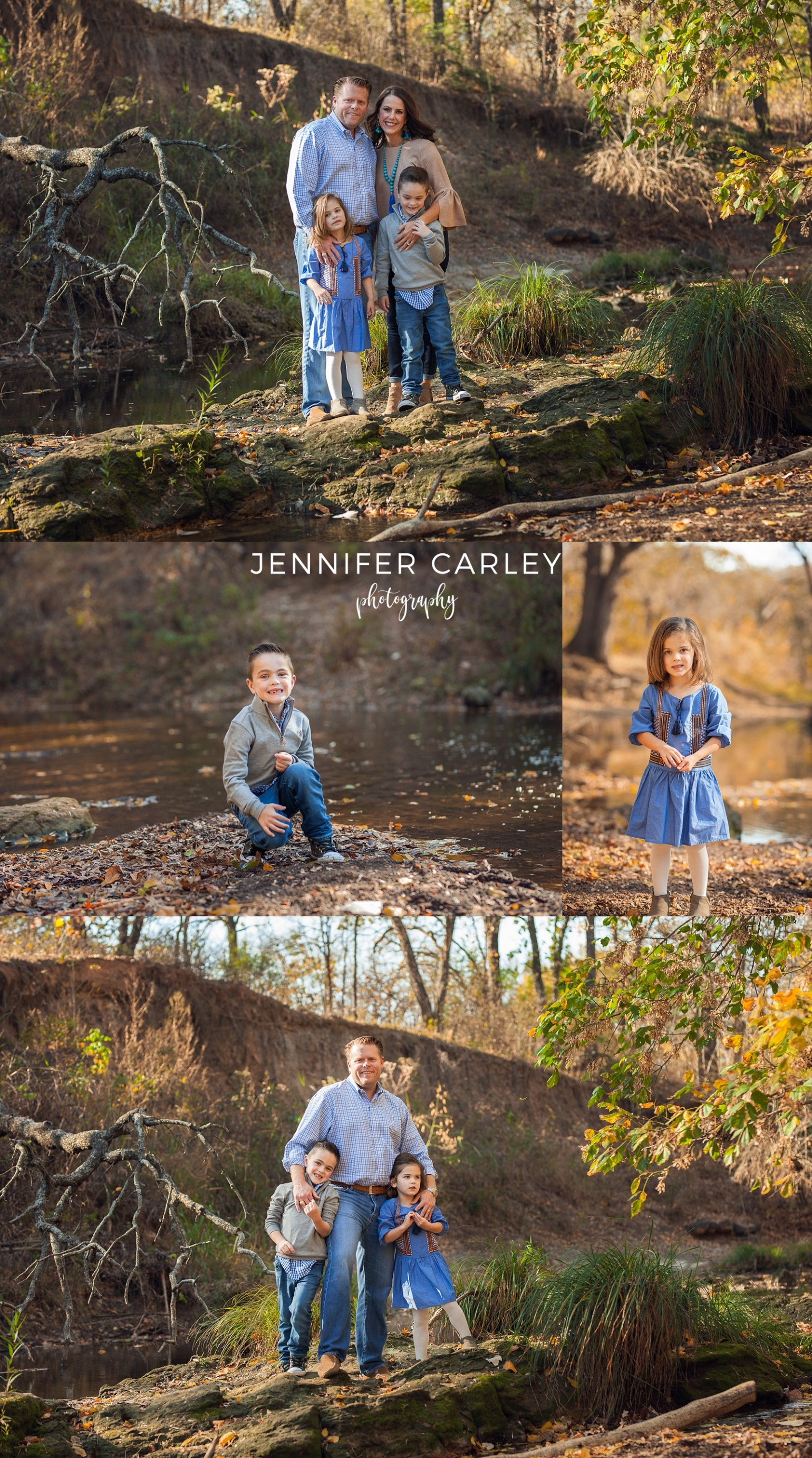 fall family photography flower mound photographer Grapevine Parr Park fall family photography